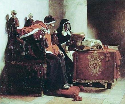 Bischof Mixa – ein potentieller Großinquisitor?