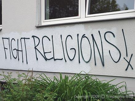 Religionen: Wege zur Erlösung oder Wandeln auf eingefahrenen Gleisen