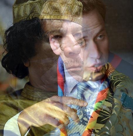 Was der libysche Diktator vom englischen Königshaus lernen kann