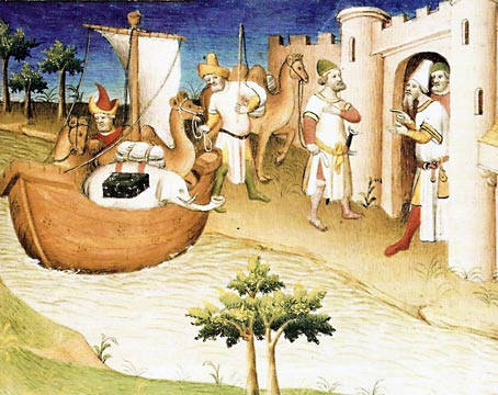 TV-Tipp: Auf den Spuren von Marco Polo