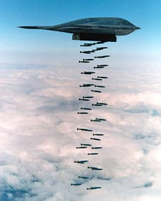USA bomben für Al-Qaida? Ist das des Nobelpreisträgers Kern?