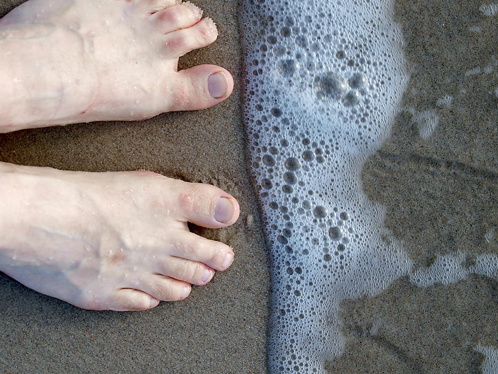 Wasser – Metapher für den Weg