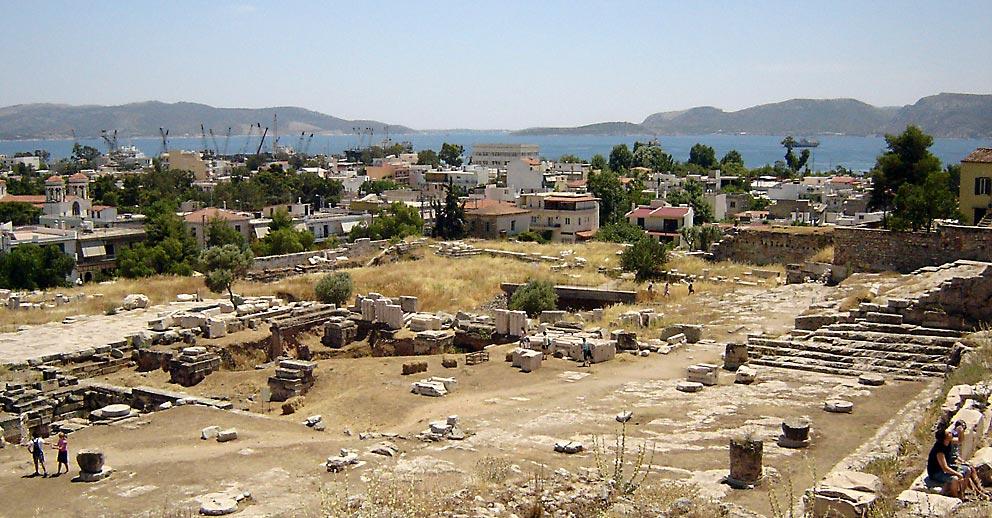 Eleusis - Ursprungsort der Griechischen Mysterien