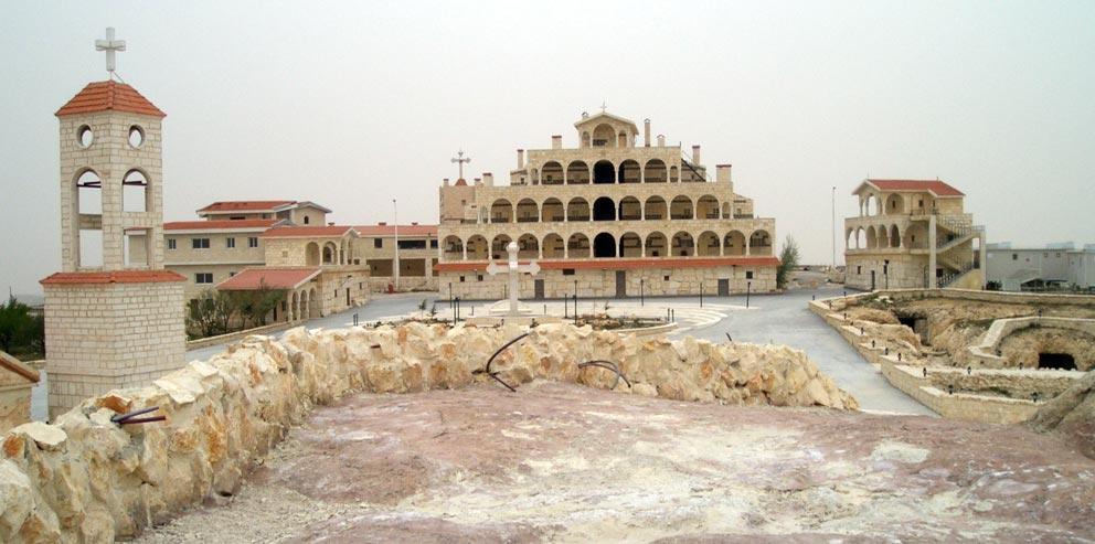 Krac de Chevalier (Hama)