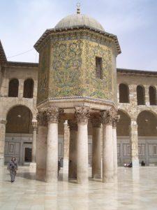 Moschee im Damaskus