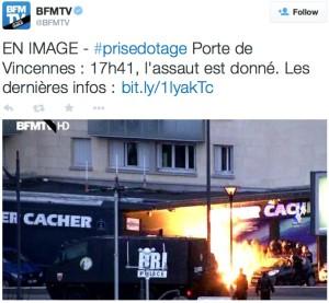 Anzeichen eines Regime Change in Frankreich?© Twitter