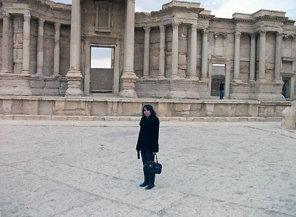 Palmyra. Foto: Twitter PARTISANGIRL