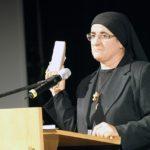 Schwester Hatune Dogan | Bild: Heinz Knotek (Synonym)/TrinosophieBlog