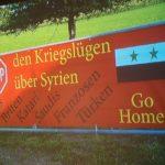 Werbung für den Frieden | Foto: Heinz Knotek (Synonym)/TrinosophieBlog